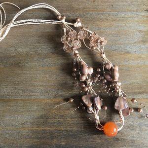 Brazilan Beaded Necklace
